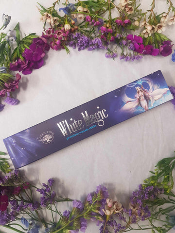 Premium Masala Incense - White Magic-Gypsy Divine-Gypsy Divine