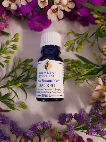 Sacred Essential Oil-Gypsy Divine-Gypsy Divine