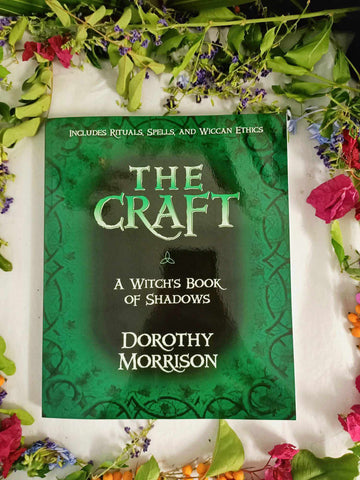 The Craft A witch's Book Of Shadows-Gypsy Divine-Gypsy Divine