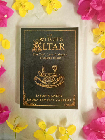 The Witches Altar-Gypsy Divine-Gypsy Divine