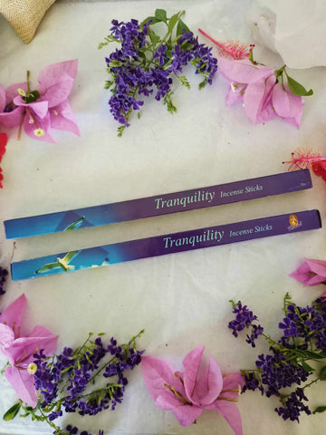 Tranquility Incense-Gypsy Divine-Gypsy Divine