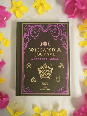 Wiccapedia Journal / Book Of Shadows-Gypsy Divine-Gypsy Divine