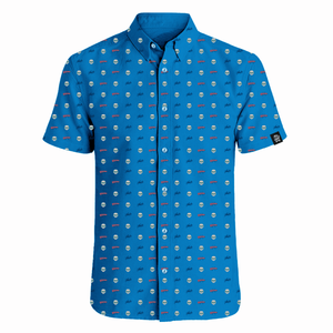 [Limited Edition] STAN LEE 'NUFF SAID! - Short Sleeve Button Down Shirt