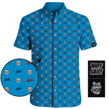 Load image into Gallery viewer, [Limited Edition] STAN LEE 'NUFF SAID! - Short Sleeve Button Down Shirt