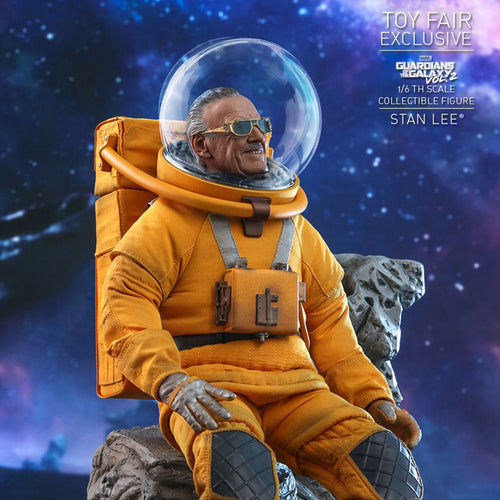[Waiting List] STAN LEE® SCALE COLLECTIBLE FIGURE FROM THE MARVEL's GUARDIANS OF THE GALAXY VOL.2