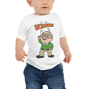 The Little Stan Lee EXCELSIOR! - Baby Tee