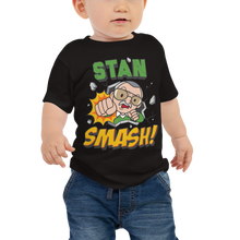 Load image into Gallery viewer, The Little Stan Lee SMASH! - Baby Tee