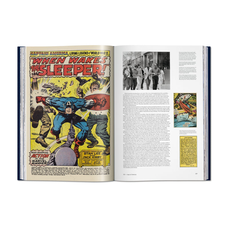 THE STAN LEE STORY - XXL Edition Hardcover