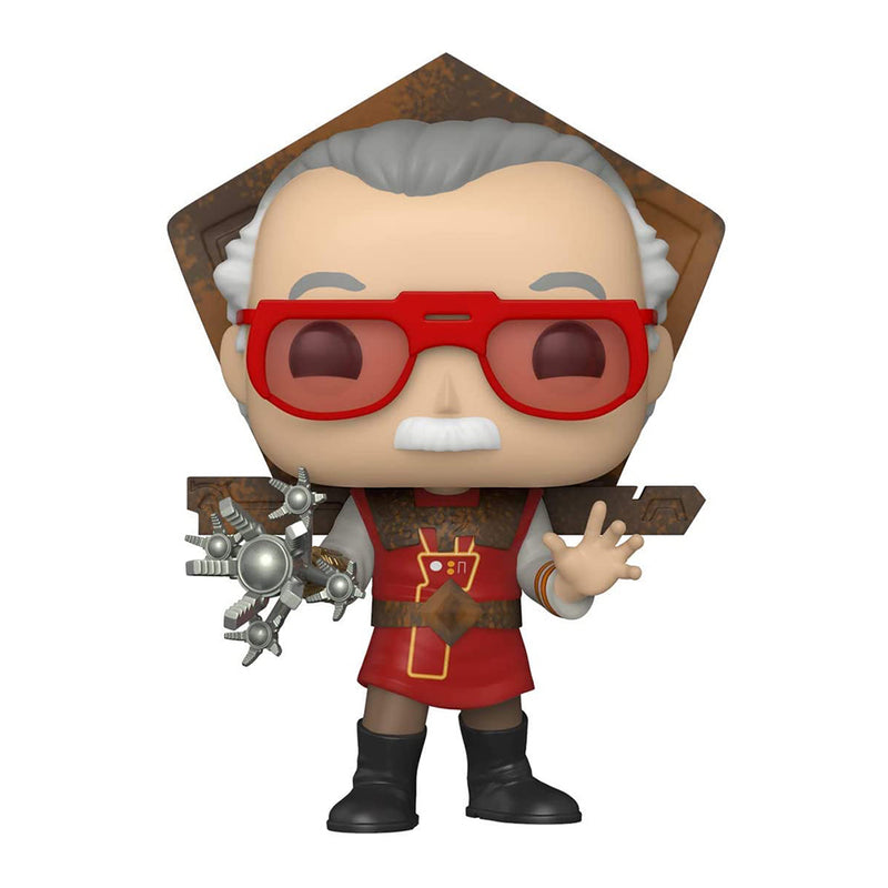 POP! MARVEL: STAN LEE IN RAGNAROK OUTFIT