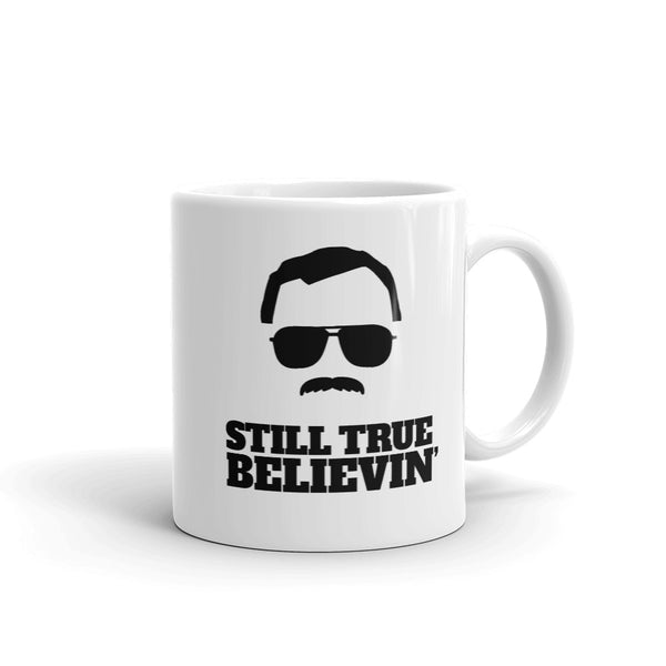 Stan Lee STILL TRUE BELIEVIN' - Ceramic Mug [SPECIAL EDITION]