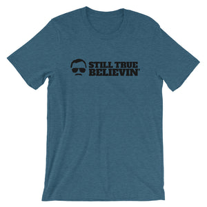 Stan Lee STILL TRUE BELIEVIN' - Premium Unisex T-Shirt  [SPECIAL EDITION]