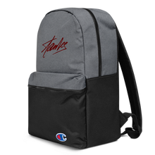 Load image into Gallery viewer, Stan Lee SIGNATURE - Embroidered Champion Backpack