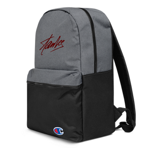 Stan Lee SIGNATURE - Embroidered Champion Backpack