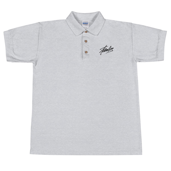 Stan Lee SIGNATURE - Embroidered Polo Shirt