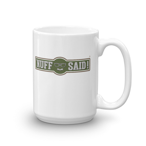 Stan Lee 'NUFF SAID! - Ceramic Mug