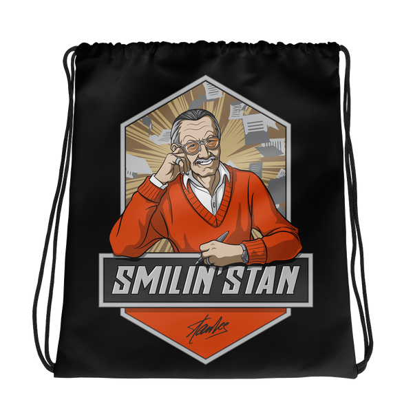 Stan Lee SMILIN' STAN - Drawstring Bag