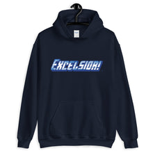 Load image into Gallery viewer, Stan Lee EXCELSIOR! - Unisex Hoodie