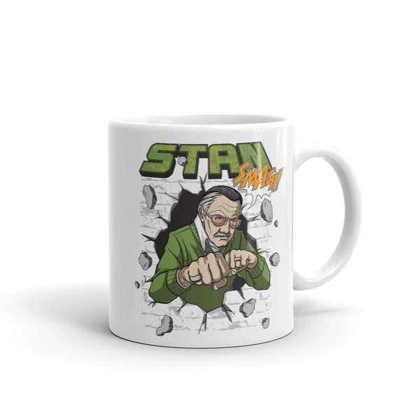 Stan Lee SMASH - Ceramic Mug