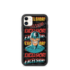Comic Man Biodegradable iPhone Case