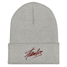 Load image into Gallery viewer, Stan Lee SIGNATURE - Cuffed Beanie