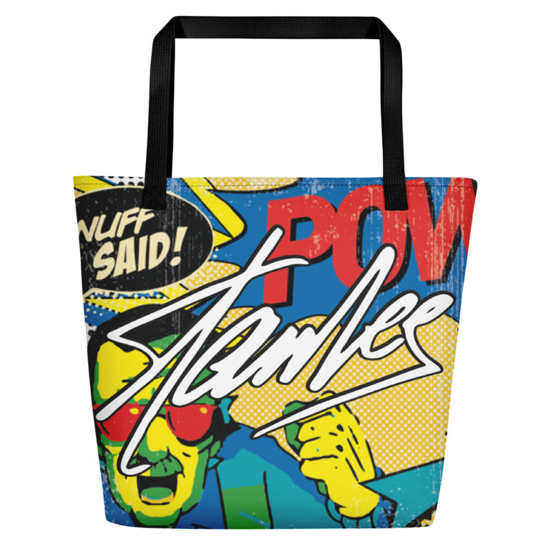 True Believer Beach Bag