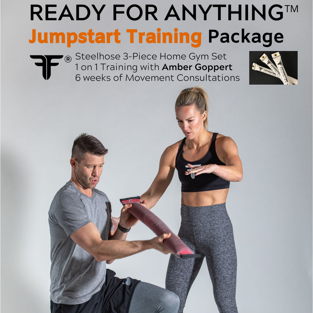 Jumpstart Personal Training: 3 Session Package