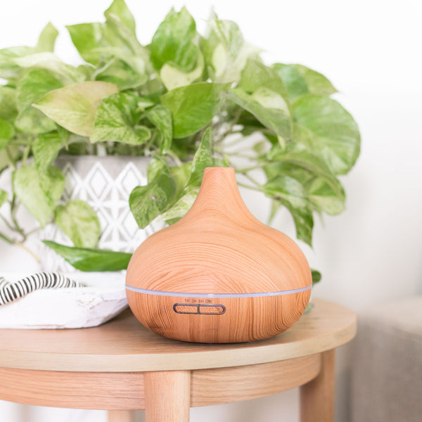 Ultimate Aromatherapy Diffuser & 10 Essential Oils Set