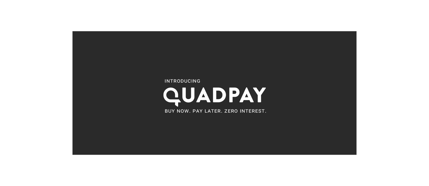 QuadPay Announcement