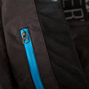 TOBE Tiro Insulated Mono Suit, Dark Ink - Stash Pocket Detail