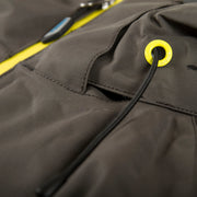 TOBE Tiro Insulated Mono Suit, Dark Ink - Hood Detail