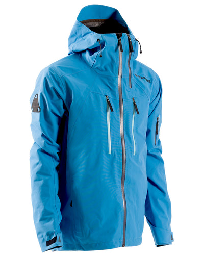 TOBE Macer Jacket, Blue Aster - Front