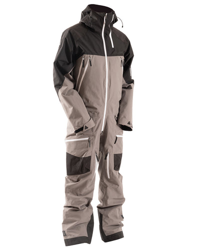 Macer Mono Suit, Steel Gray