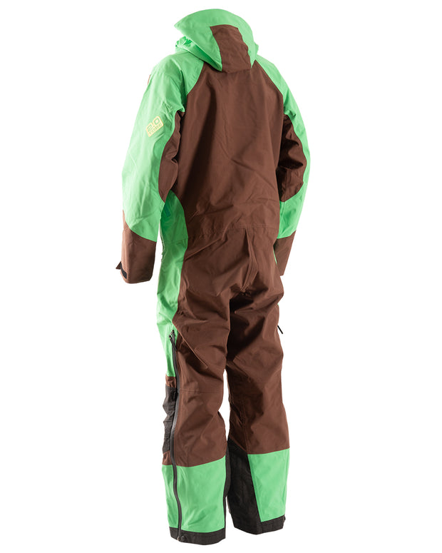 Novo V3 Mono Suit, Island Green - Back