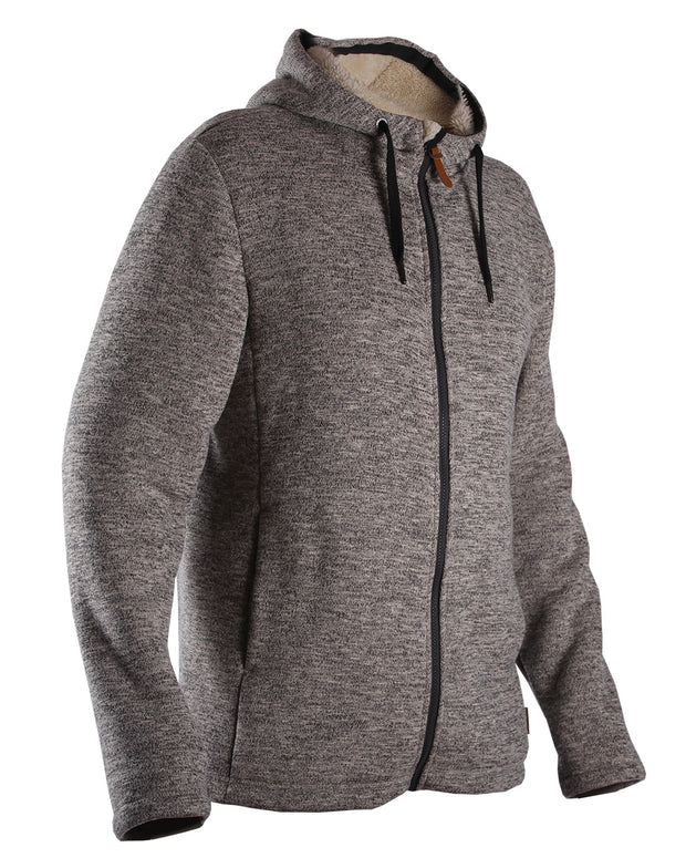 Aura Fleece Jacket, Gray