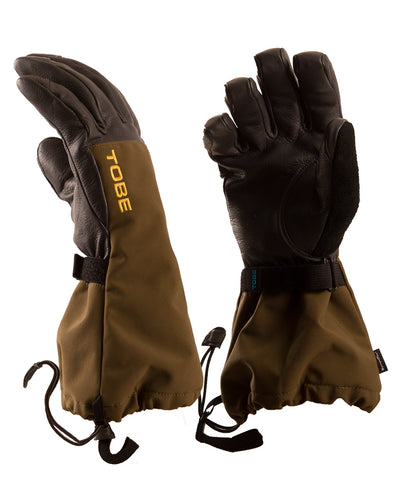 Capto Gauntlet, Dark Olive
