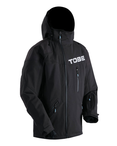 Contego Jacket, Jet Black