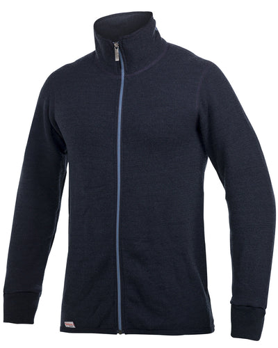 Full Zip Jacket CC 400, Dark Navy/NordicBlue