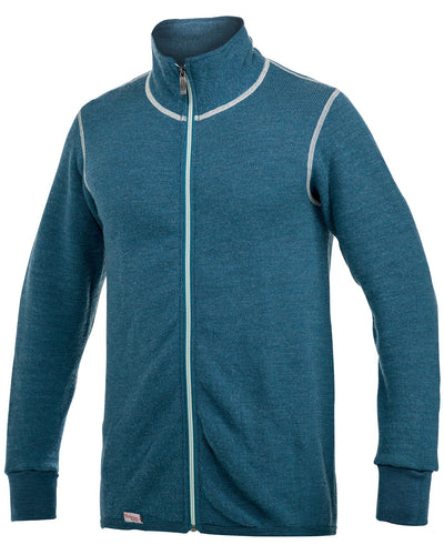 Full Zip Jacket CC 400, Petrol/Champ