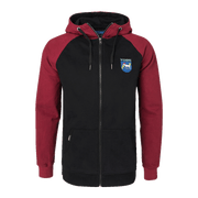 Hio Zip-Hood, Red