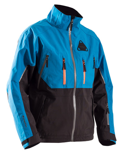 TOBE Iter Insulated Snowmobile Jacket Blue Aster - Front