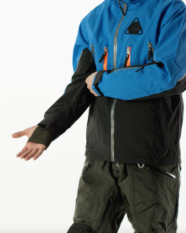 Iter Insulated Jacket, Blue Aster