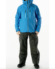 Macer Jacket, Blue Aster
