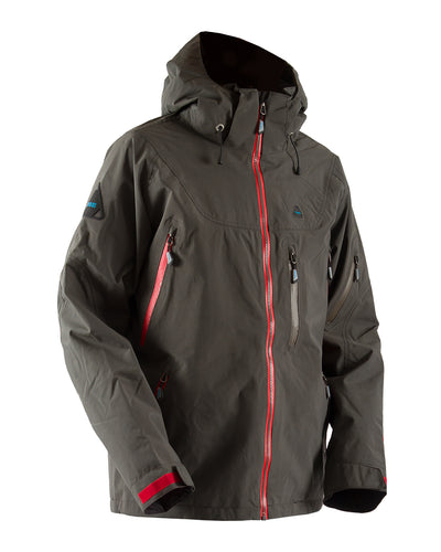 "Snowmobile Jacket ""Novo"", Dark Ink"