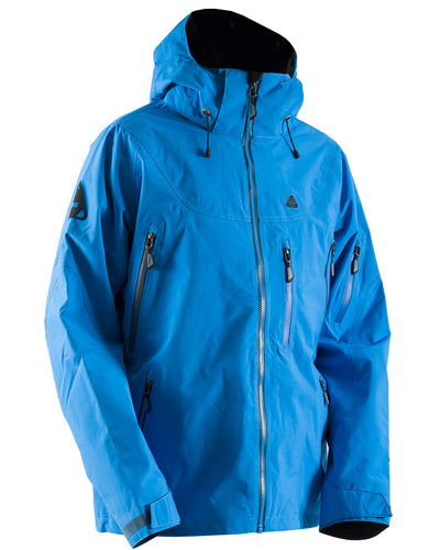 "Snowmobile Jacket ""Novo"", Blue Aster"