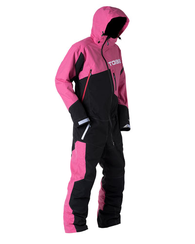 Nox Insulated Mono Suit, Fandango Pink