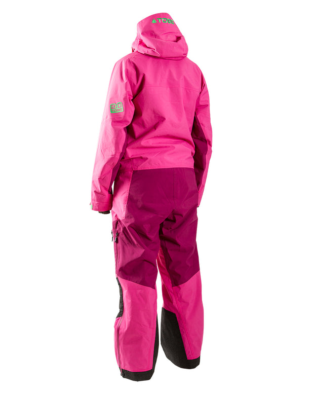 Odin Mono Suit, Fuchsia Purple