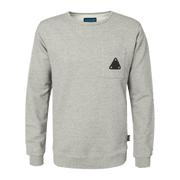 Re Sweater, Marl Gray