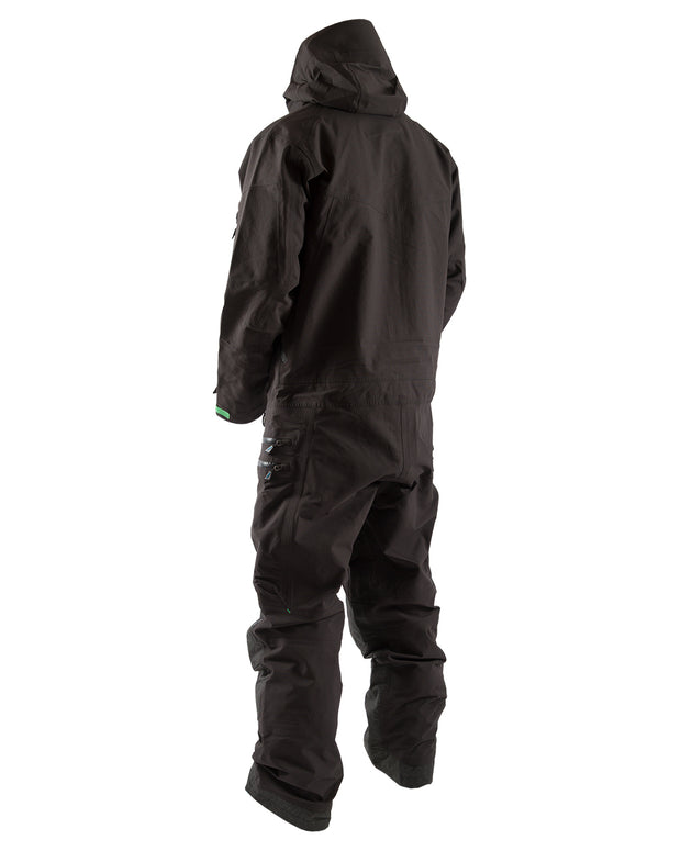 TOBE Rex V2 Mono Suit, Jet Black - Back