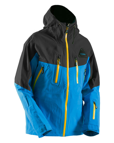 Sera Insulated Jacket, Blue Aster