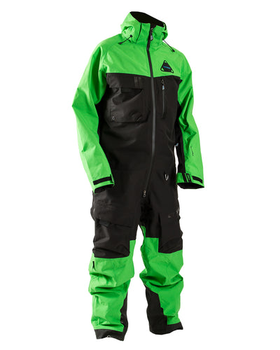 TOBE Tiro Insulated Mono Suit, Classic Green - Front